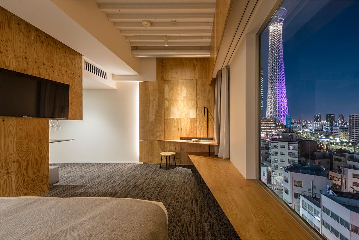 Hotel In Oshiage Tokyo ONETokyo Official Website